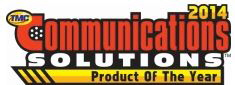 Contemporary deskphones for SMBs and mid- to large-sized companies Awarded 2014 TMC Communications Solutions Product of the Year -
