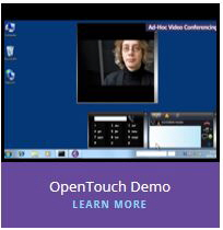 OpenTouch Demo
